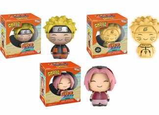 Funko Dorbz Naruto Shippuden