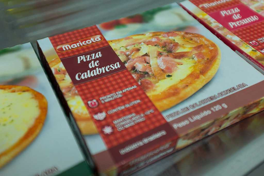 Mini pizzas Maricota