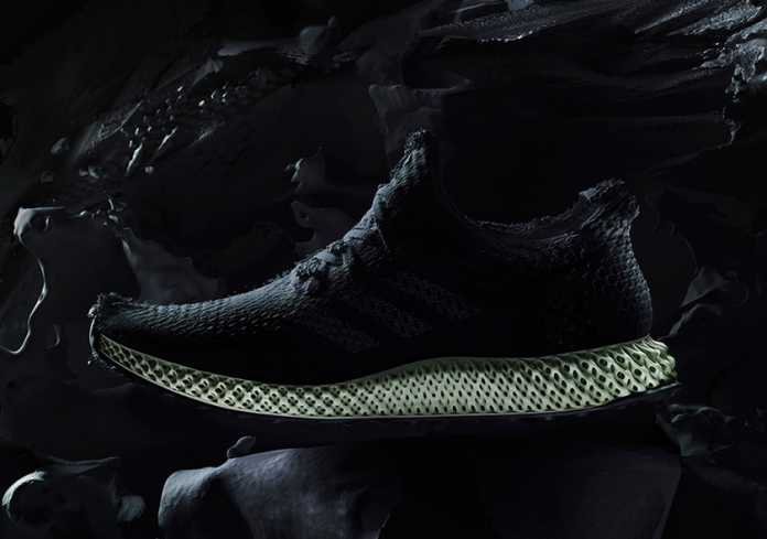 Novo Adidas Futurecraft 4D