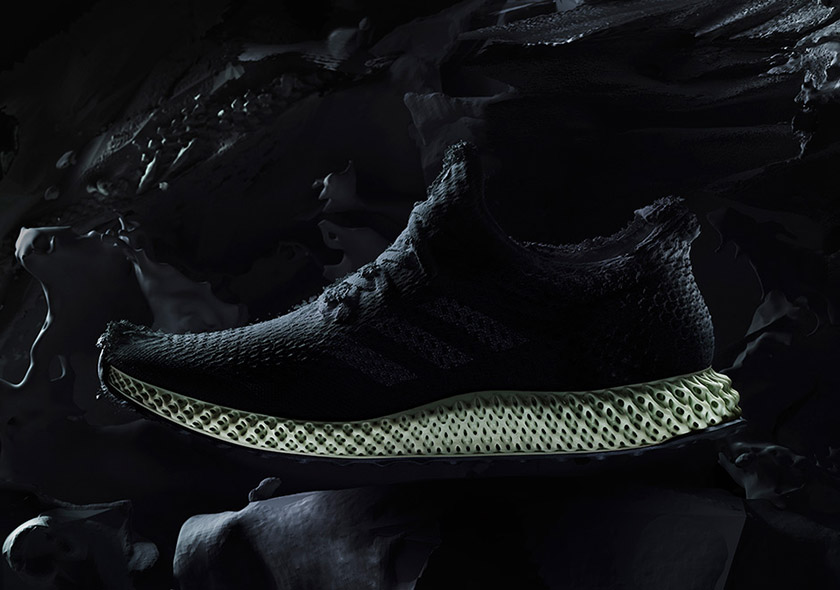 Novo Adidas Futurecraft 4D