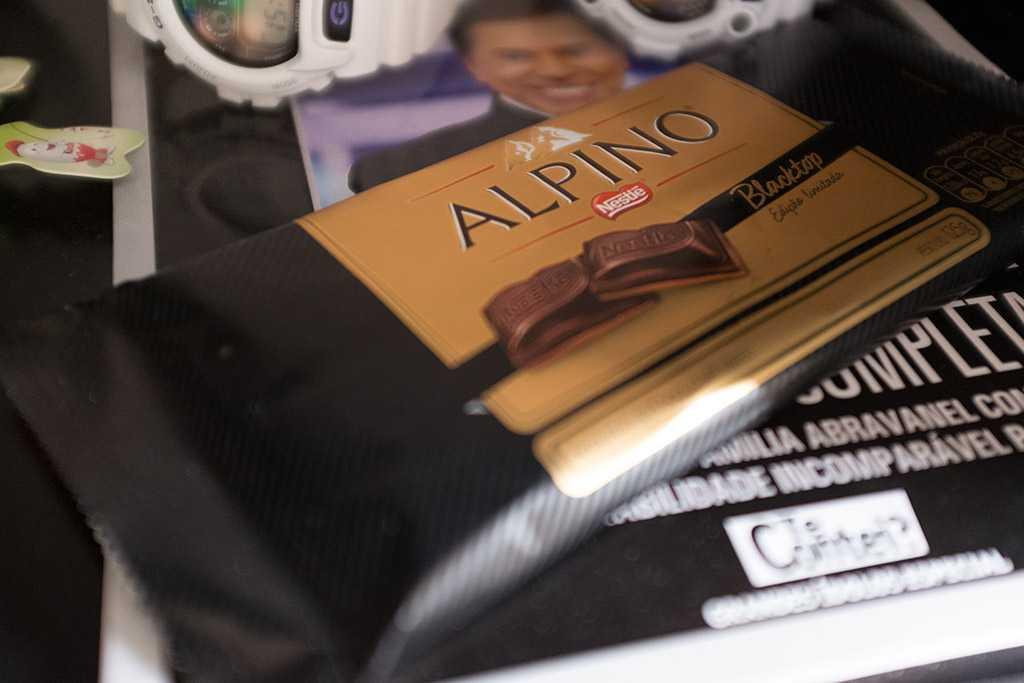 Alpino Blacktop