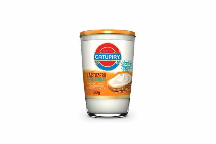 Requeijão 0 lactose Catupiry