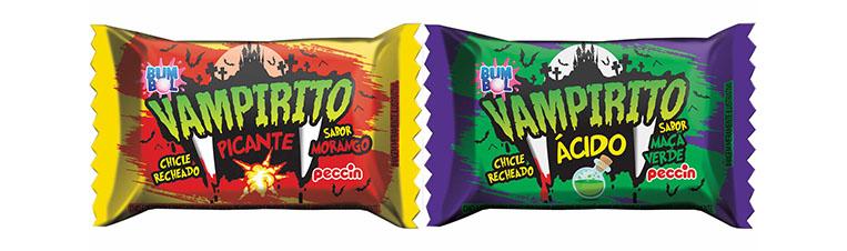 Chicle Vampirito Peccin