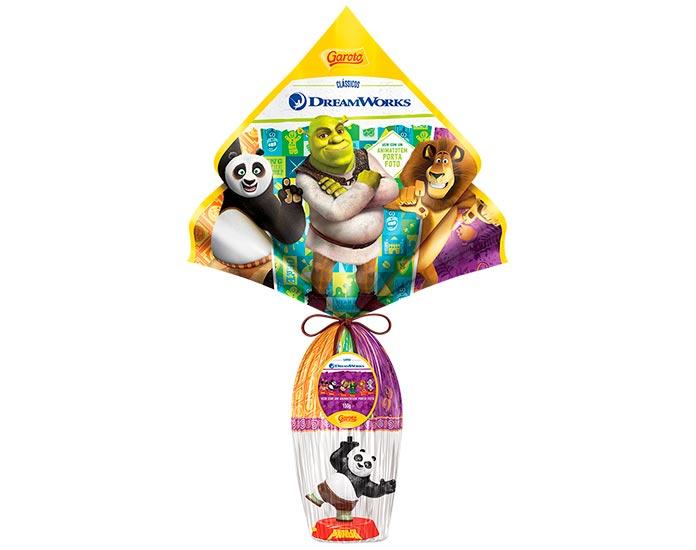 Ovo de Páscoa do Kung Fu Panda