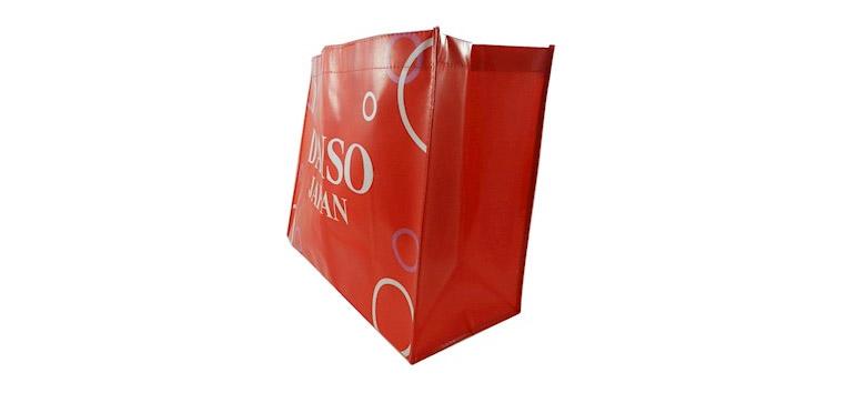 Sacola para compras Daiso Japan