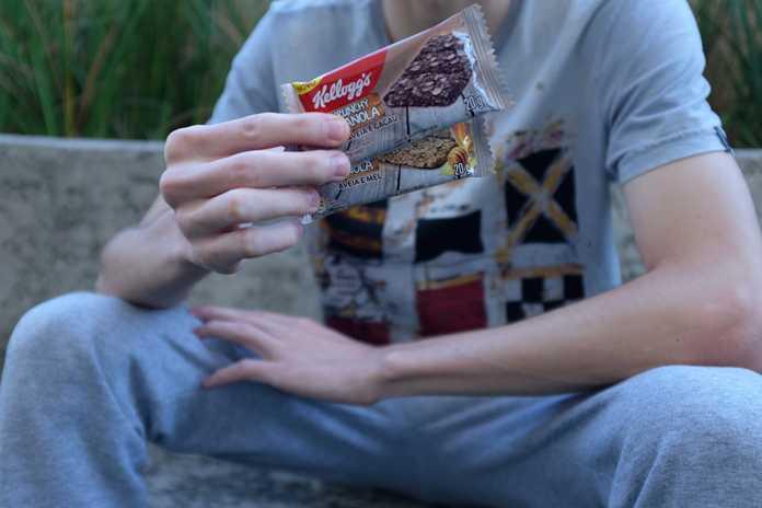 Krunchy Granola Kellogg's sabores