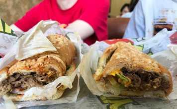 Beef Bacon Chipotle Subway 2