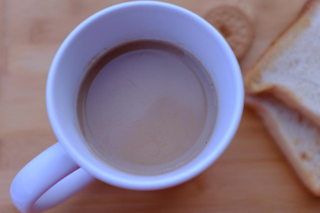 Cappuccino Diet 3 Corações caneca