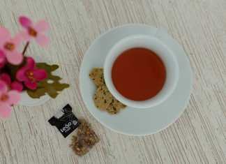 Chá Leão Fuze Senses Xícara