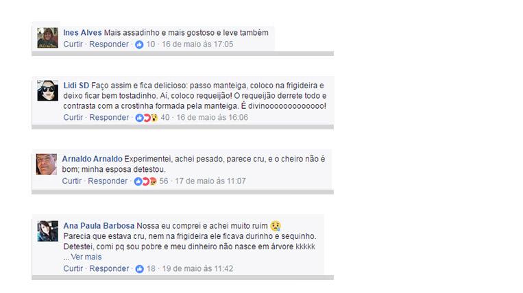 Comentários Pullman Artesano