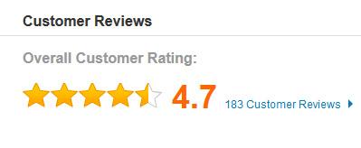 Estrelas clientes GearBest