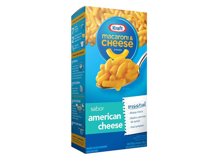 Macarrão Mac&Cheese American Cheese
