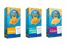 Kraft Mac&Cheese chega ao Brasil