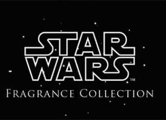Linha de perfumes 40 anos Star Wars
