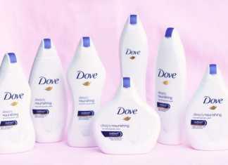 Nova campanha Dove