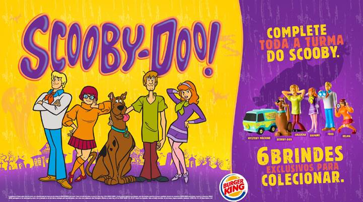 King Jr. Scooby Doo