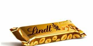 Nova linha premium Lindt Piemonte