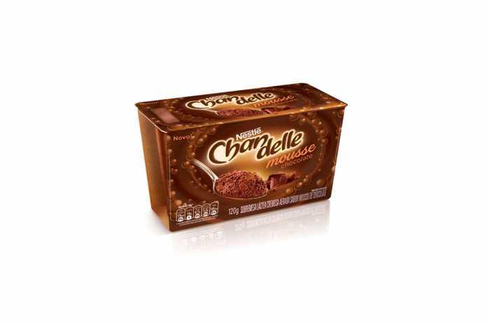 Novo Chandelle Mousse de Chocolate