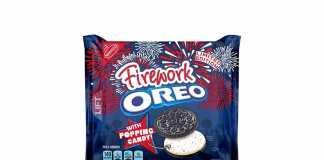 Novo Oreo Firework