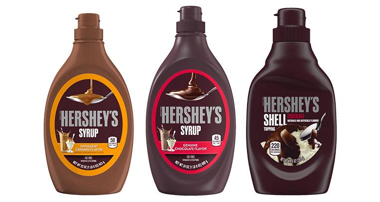 Novos produtos linha Syrup e Shell chegam ao Brasil