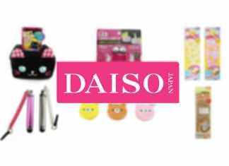 Produtos inusitados Daiso Japan Brasil