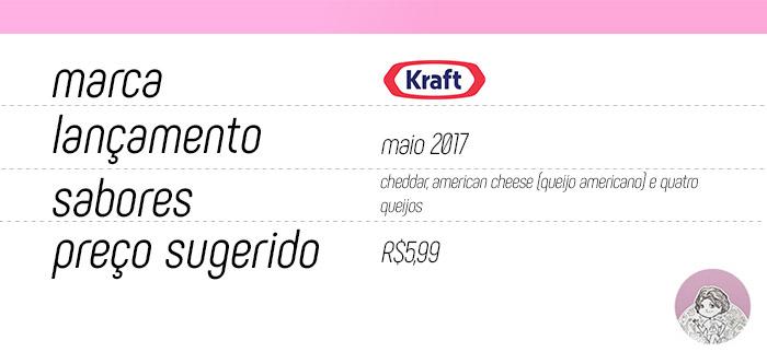 Tabela macarrão Mac&Cheese