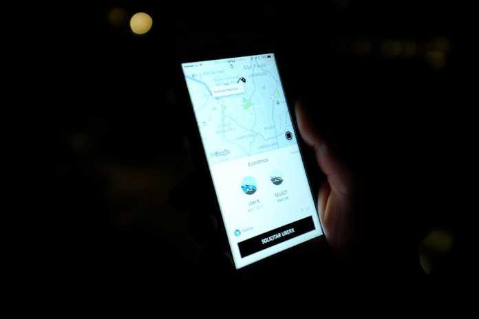 Uber - Cartão de Débito