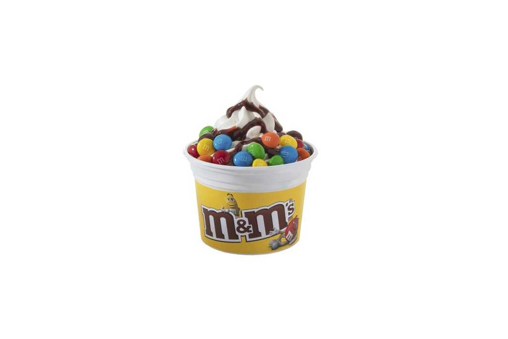 BK Mix M&M's