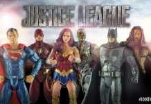Bonecos Mattel Liga da Justiça