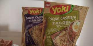 Farofas Premium Yoki Toque Caseiro