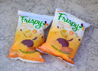 Chips integral Frispy