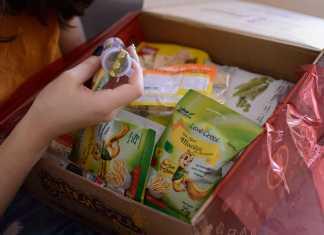 GlutenFree Box de junho