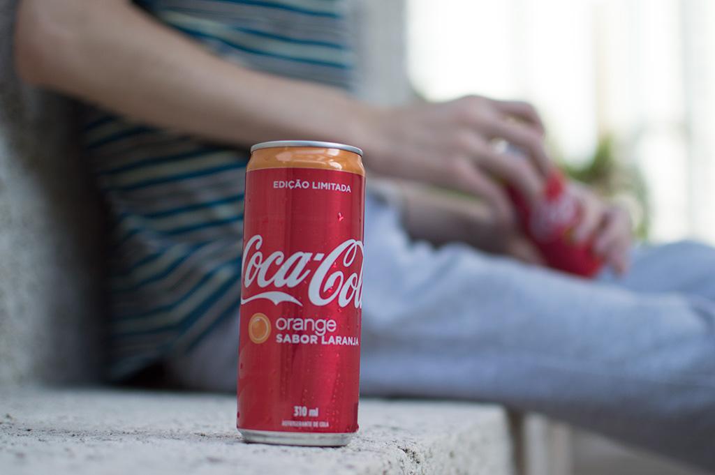Coca-Cola Laranja