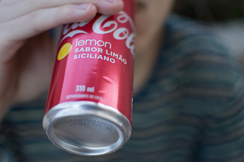 Coca-Cola Limão Siciliano