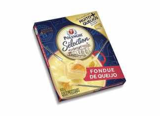 Polenghi fondue de queijo