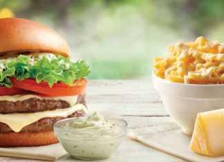 Signature Caprese e McFritas 4 Queijos McDonald's
