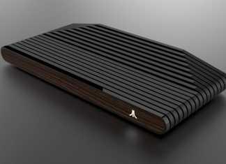 Ataribox novo console Atari