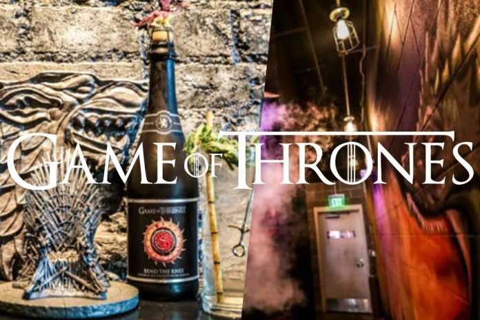 Bar Game of Thrones