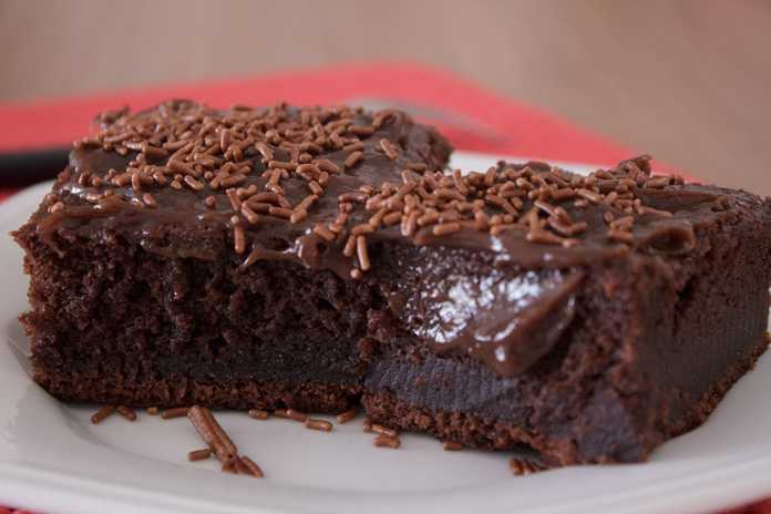Bolo Chocolate Cremoso Dona Benta