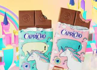 Novos Chocolates Cacau Show + Capricho