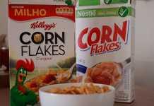 Corn Flakes Kellogg's X Corn Flakes Nestlé