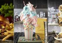 Fridays Hambúrguer e Milk-shake capa