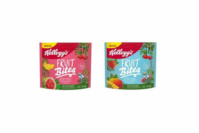 Novo Fruit Bites Kellogg's