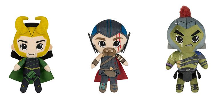 Pelúcias Funko Thor Ragnarok