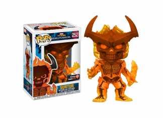 Funko POP! Surtur Thor: Ragnarok