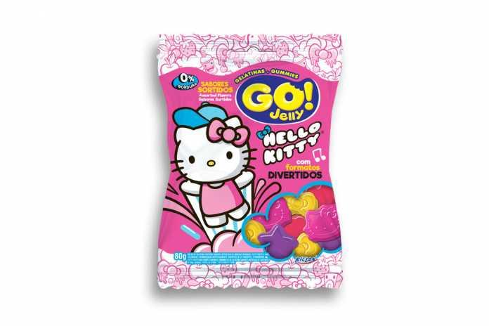 Gelatina Riclan Hello Kitty