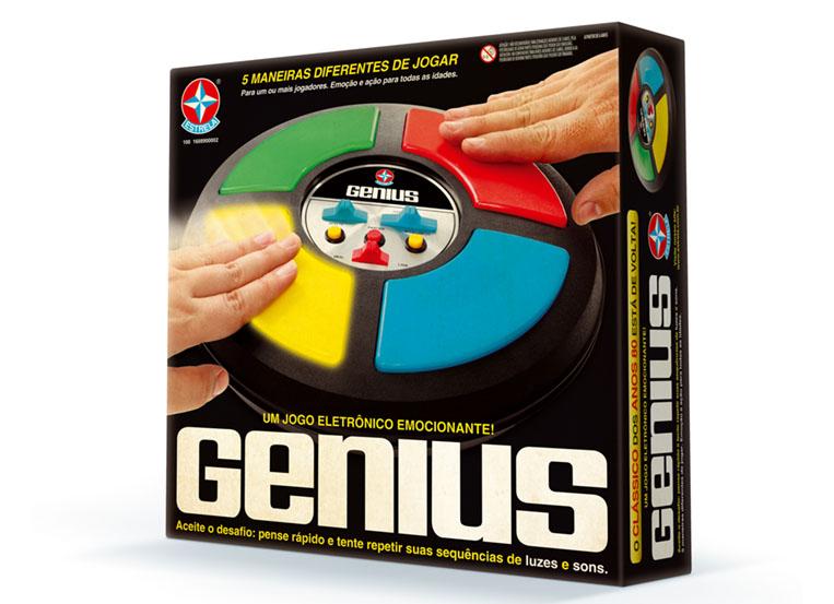 Genius loja Estrela 80 anos
