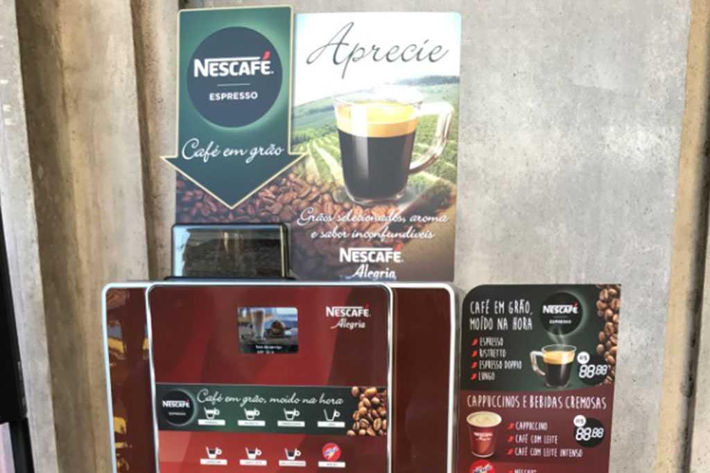 Máquina Nescafé Espresso capa