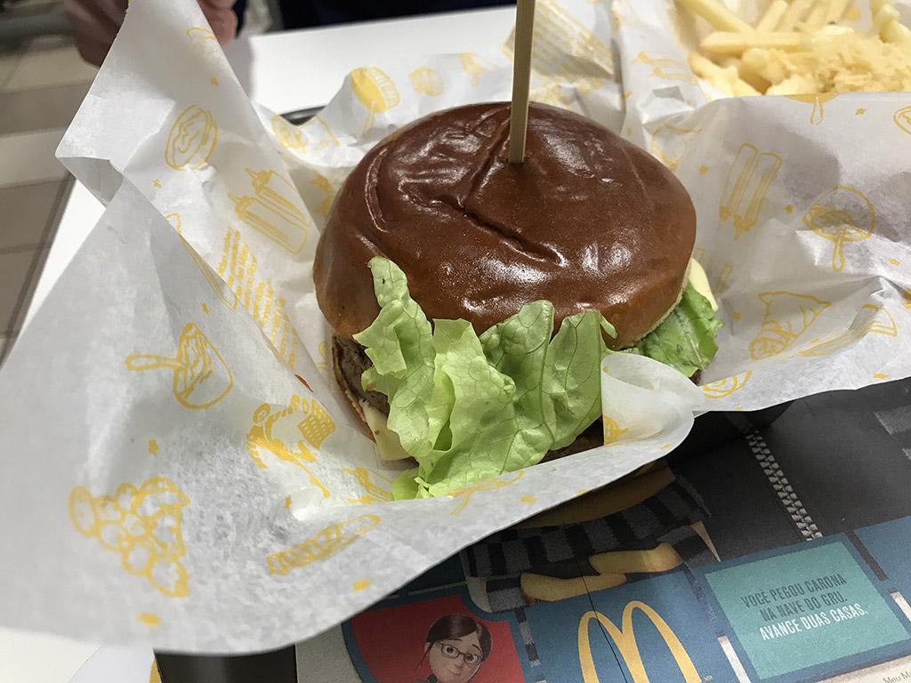 Signature Caprese McDonald's