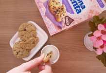Cookie Baunilha Dona Benta